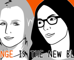 Orange Is the New Black illustration