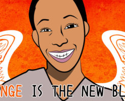 Orange Is the New Black Poussey